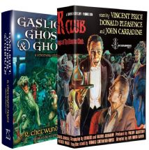 Gaslight, Ghosts & Ghouls: A Centenary Celebration R. Chetwynd-Hayes [TC] Ed by Stephen Jones